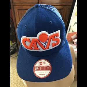 Cleveland Cavaliers SnapBack NBA new hat